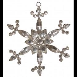 Etoile décoration moyen modèle 14 cm