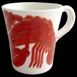 Homard Mug H 11cm