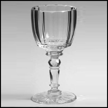 Verre à pied GM en cristal 210 ml collection MARIA THERESIA