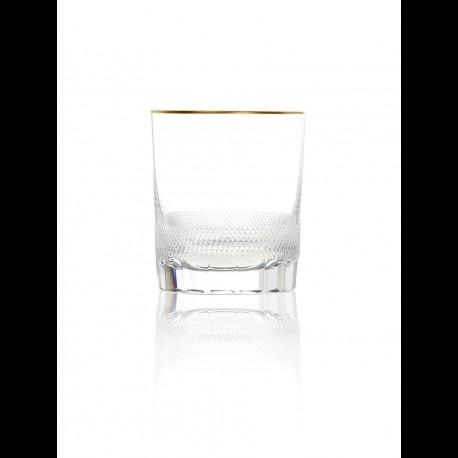 Crystal whisky glass 370 ml ROYAL collection