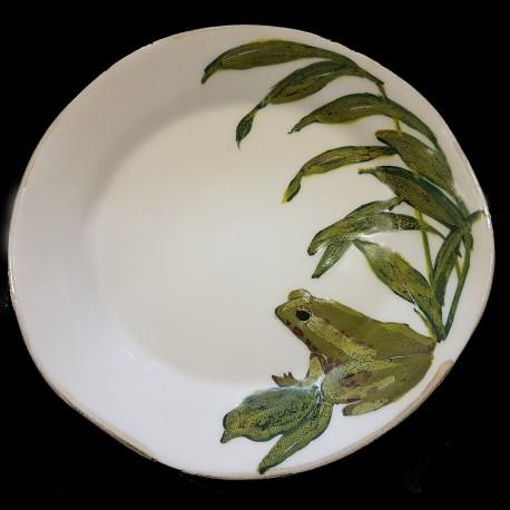 Squirrel dinner plate 28 cm