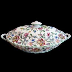 Vegetable dish Minton, Haddon Hall