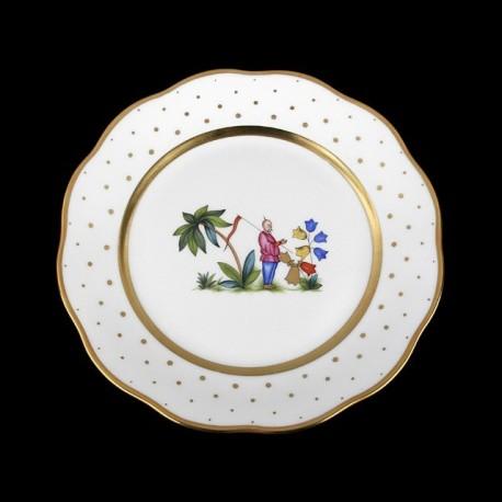 Assiette creuse de 25,5cm de diamètre/ personnage 2