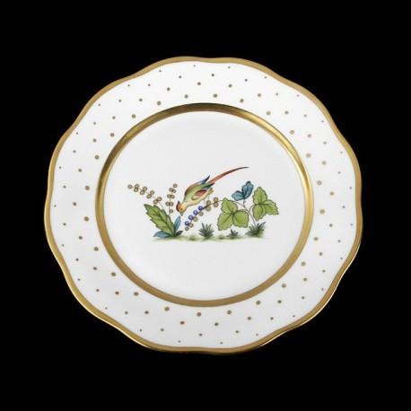 Soup plate of 25,5cm diameter/ bird 6