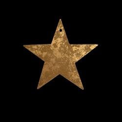 Petite étoile dorée