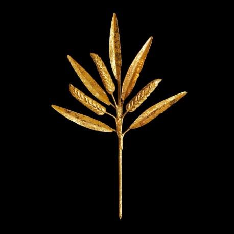 Brin de maïs doré à suspendre