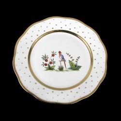 Desert plate of 23cm diameter/ bird 3