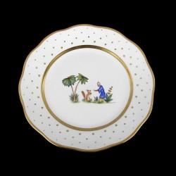 Assiettes à salade de 21cm de diametre/ personnage 3