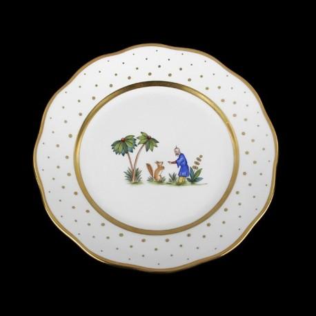 Salad plate of 21cm diameter/ character 3