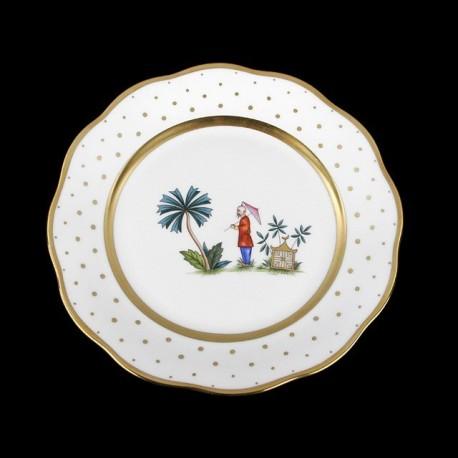 Assiettes à salade de 21cm de diametre/ personnage 4
