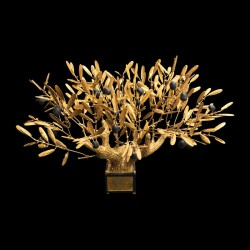 Gilted bonzaï olive large tree