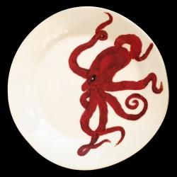 Homard Assiette de table D 28cm