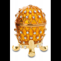 Egg box Fabergé style