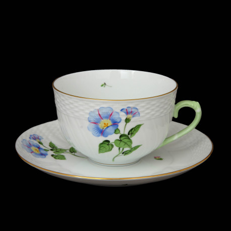Large breakfast cup GV Herend