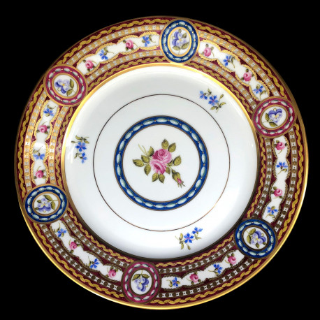 Dinner plate 26cm EGA Herend