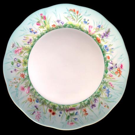 Assiette de table 26 cm Quatre saisons Herend