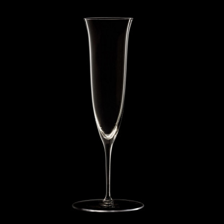 Champagne flute crystal collection Patricia Hoffmann