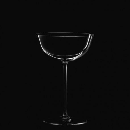 Coupe à champagne cristal collection Patrician Hoffmann