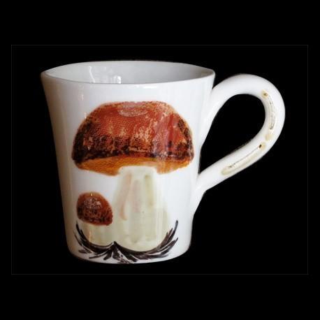 Champignon Mug H 11 cm