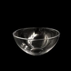 Coupelle en cristal unie D 17 cm