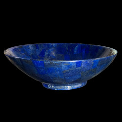 Grand bol bleu en Lapis Lazuli