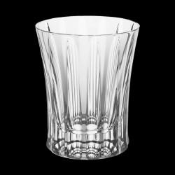 Verre à whisky en cristal taillé