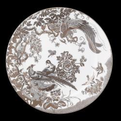 Royal Crown Derby Aves Platinum Dessert plate