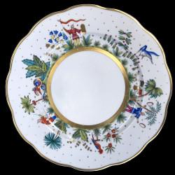 display plate of 30cm diameter
