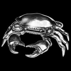 Sel Poivre Crabe avec cuillère