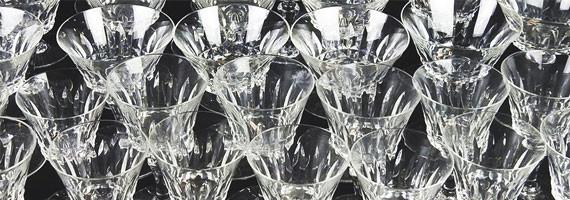Cristal, verre