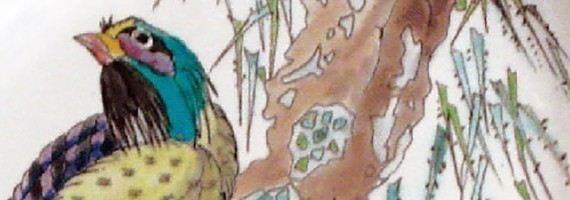 """Les Grands oiseaux"" Vieillard"