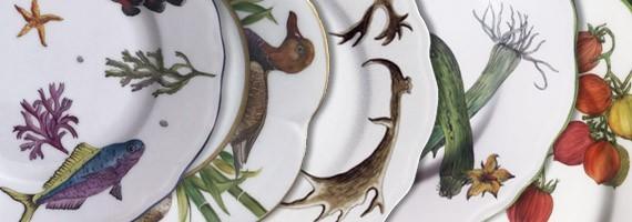 Limoges Handpainted porcelain